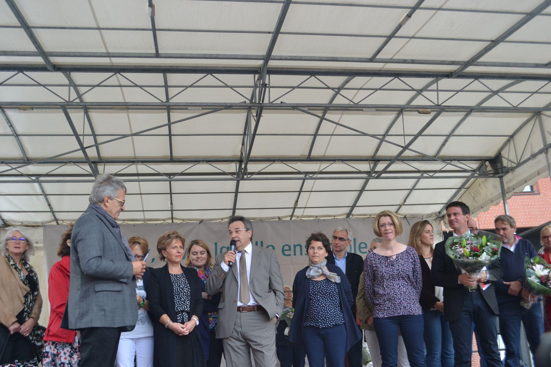 L'Association Parentalité Douce distinguée par la Mairie d'Evry